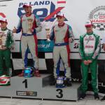 5 seria Rok Cup Poland Słomczyn 2018 - podium Rok GP