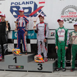 5 seria Rok Cup Poland Słomczyn 2018 - podium Junior Rok