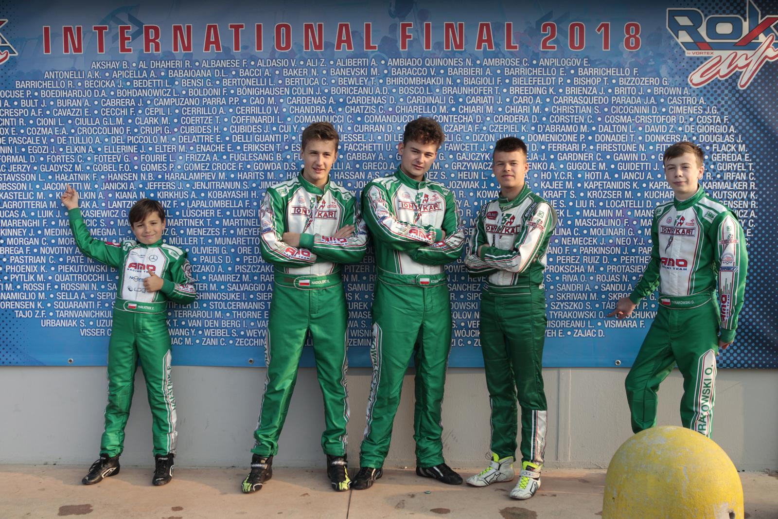 Rok International Final 2018