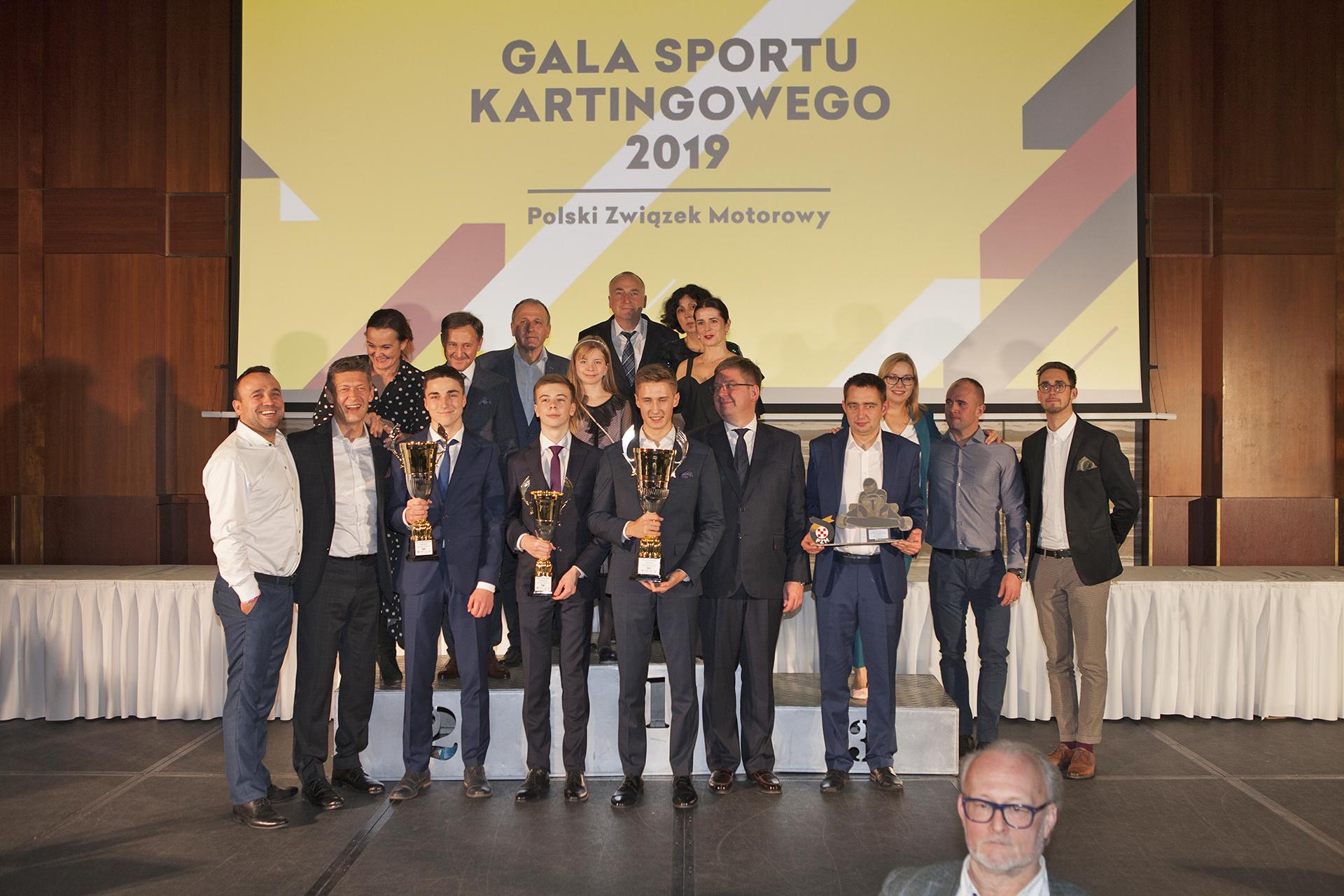 Gala Sportu Kartingowego 2019