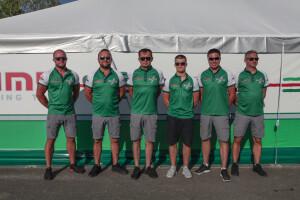 AMO Racing Team - zespół mechaników