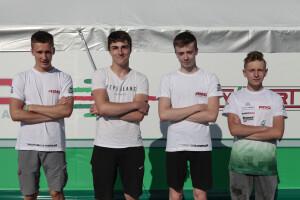 AMO Racing Team - zawodnicy