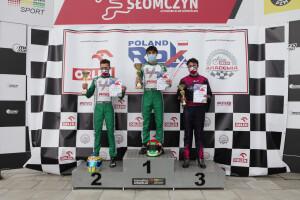 Franek i Kacper na podium Rok Cup Poland