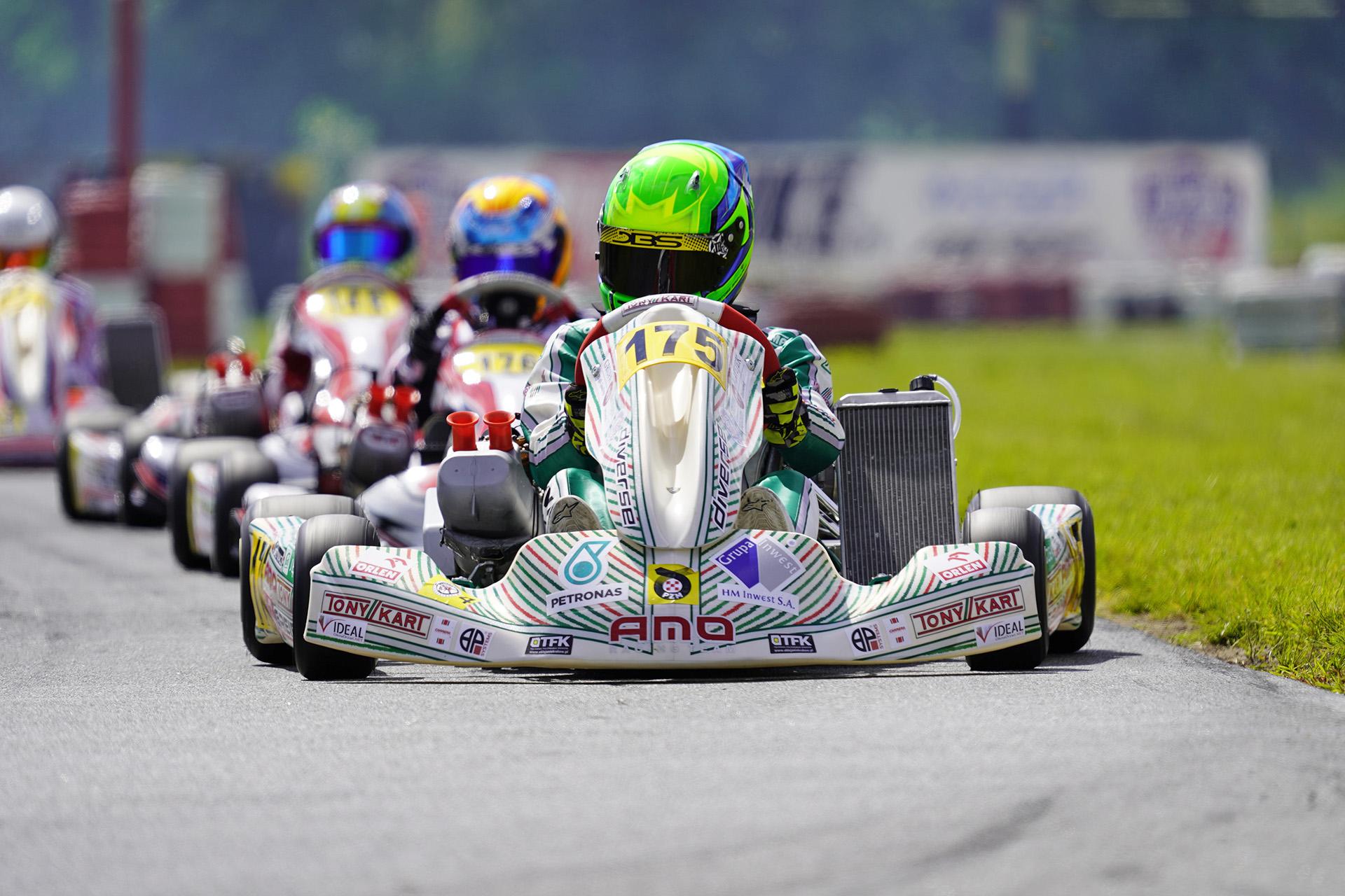 Bartosz Grzywacz - KMP Bydgoszcz - Junior Rok GP