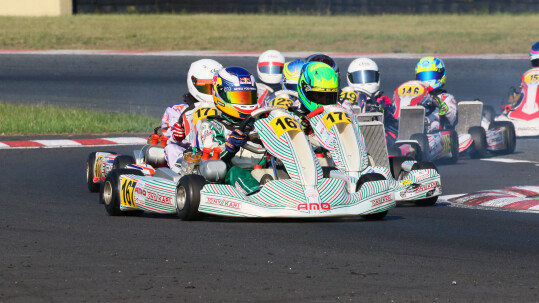 Junior Rok GP na torze