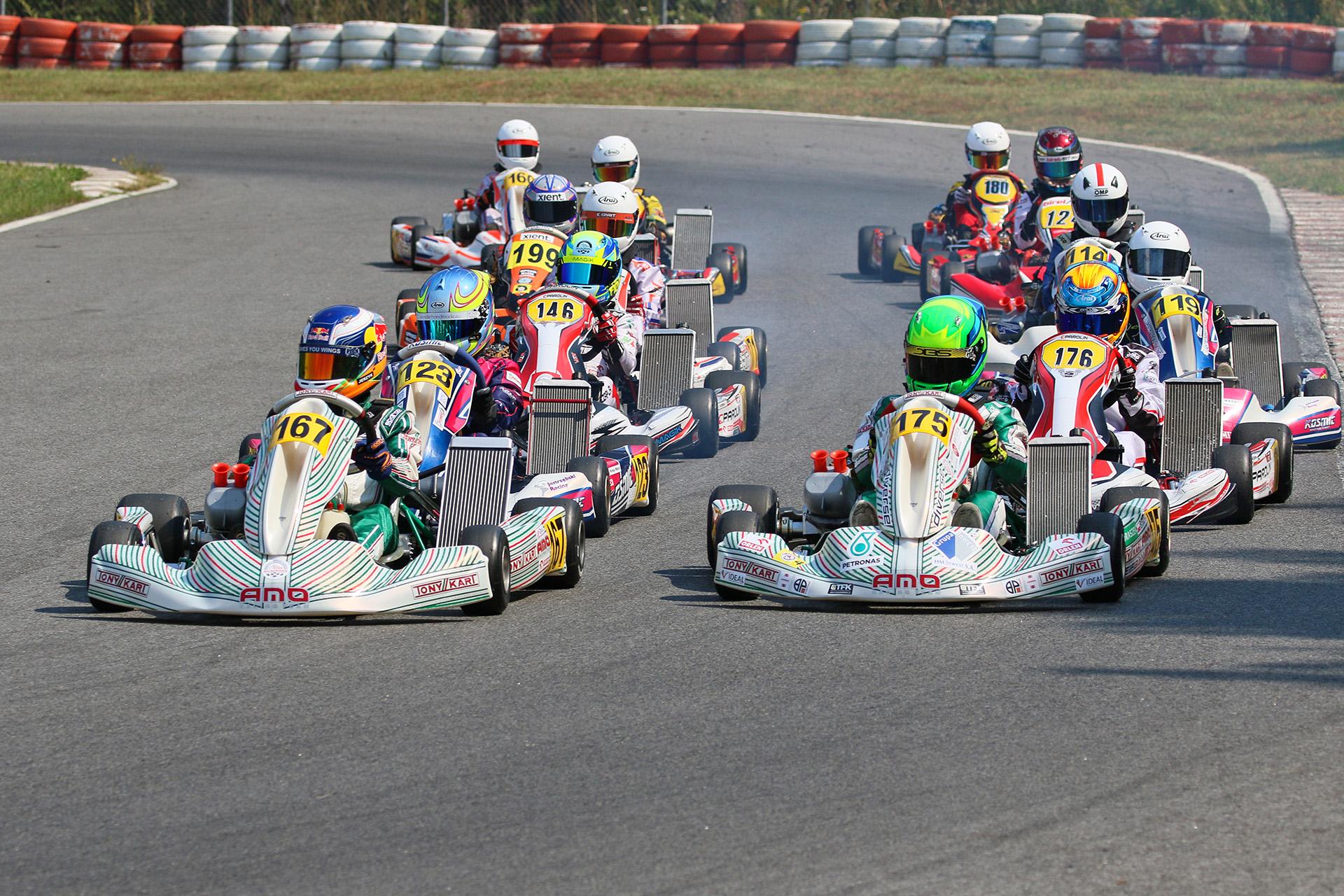 Bartosz i Jerzy na czele Junior Rok GP