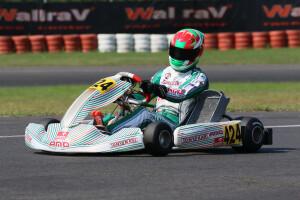 Franciszek Palmirski - AMO Racing Team