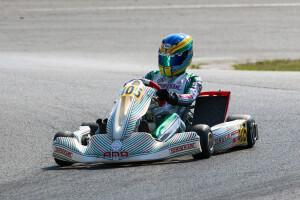 Kacper Nadolski - AMO Racing Team