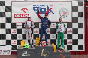 Podium Senior Rok GP