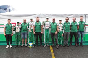 AMO Racing Team - zwyciężamy w Bydgoszczy