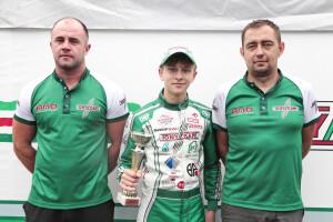 Bartosz Grzywacz - Mistrz Junior Rok GP w 2020