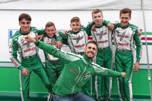 AMO Racing Team w Toruniu