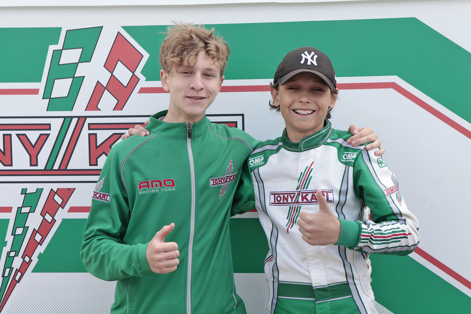 AMO Racing Team - team kartingowy, profesjonalne zawody kartingowe