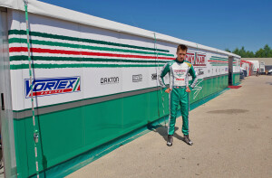 Kartingowe Mistrzostwa Europy - Kacper Nadolski - Tony Kart Racing Team