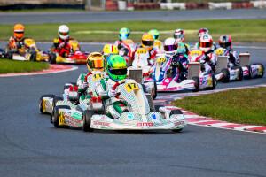 Bartosz Grzywacz - Amo Racing Team / Rok Cup Poland